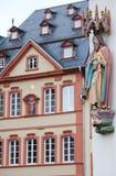 Hauptmarkt in Trier Stock Image