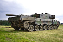Hauptpanzer - Leopard lizenzfreie stockfotografie