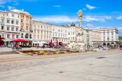 Free Hauptplatz Main Square, Linz Royalty Free Stock Photography - 106785797