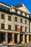 Hauptpostgebäude Stockfoto