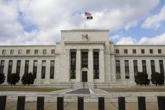 Hauptsitz Federal Reserves Stockfoto