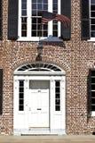 Hauptsitz von Charleston Historic-Grundlage Stockbild