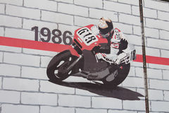 Hauptsitze Ducati lizenzfreie stockfotografie