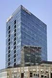 Hauptsitze SOHO China, Peking China stockfotos
