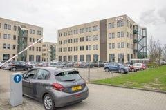 Hauptsitze Trigion in Amsterdam die Niederlande 2019 lizenzfreies stockfoto