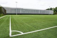 Hauptsitze von FIFA in Zürich auf der Schweiz stockfotografie