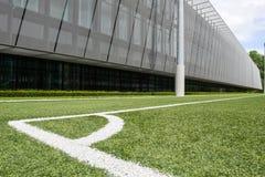 Hauptsitze von FIFA in Zürich auf der Schweiz stockbild
