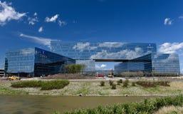 Hauptsitze Zürichs Nordamerika Stockbild