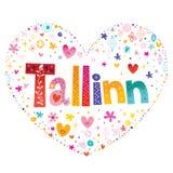 Hauptstadt Tallinns von Estland Lizenzfreie Stockbilder