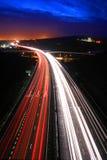 Hauptverkehrszeit Stockfotografie