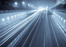 Hauptverkehrszeit Lizenzfreies Stockbild