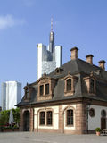 Hauptwache in Frankfurt am Main Stock Photography