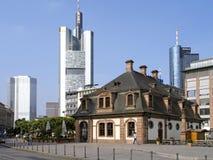 Hauptwache in Frankfurt am Main Stock Image