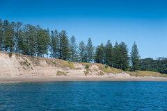 Hauraki Gulf Islands Royalty Free Stock Photos