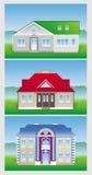 Haus Lizenzfreie Stockfotos