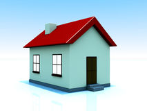 Haus 3D Stockbilder