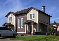 Haus in Amerika Lizenzfreie Stockfotografie