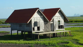 Haus-Architektur Stockfotografie