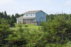 Haus auf dem Hügel Lizenzfreie Stockfotos