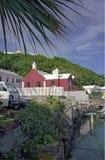 Haus in Bermuda Stockfotografie