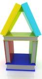 Haus besonders für Sie Stockbilder