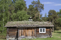 Haus in Beverdalen Lizenzfreie Stockfotos