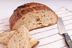 Haus bildete Brot Lizenzfreies Stockfoto