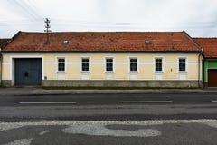 Haus in Bratislava stockfotografie