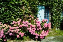 Haus in Bretagne Lizenzfreie Stockfotografie