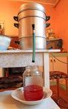 Haus-Brew stockbild