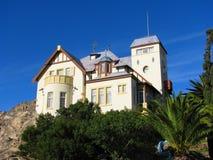Haus de Georke em Luderitz imagens de stock