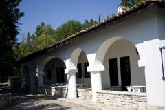 Haus der alten Art Stockfotos