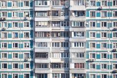 Haus in der Großstadt Stockfoto