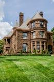 Haus der Königin Anne Style Stockfotos