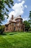 Haus der Königin Anne Style Lizenzfreies Stockfoto