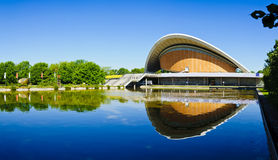 Haus der kulturen der welt berlin Royalty Free Stock Images