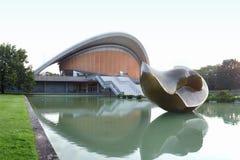 Haus der Kulturen der Welt in Berlin Stock Images