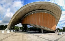 Haus der Kulturen der Welt in Berlin Stock Photos