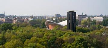 The Haus der Kulturen der Welt ( Royalty Free Stock Photo