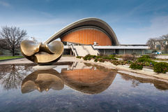 The Haus der Kulturen der Welt. Stock Photography