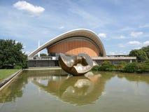 Haus der Kulturen der Welt in Berlin Stock Image
