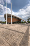 The Haus der Kulturen der Welt Stock Photo