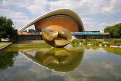 Haus der Kulturen der Welt (House of World Cultures) Stock Image
