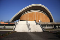 Haus der Kulturen der Welt (House of World Cultures) Stock Images