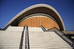 Haus der Kulturen der Welt (House of World Cultures) Royalty Free Stock Photography