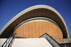 Haus der Kulturen der Welt (House of World Cultures) Stock Photography