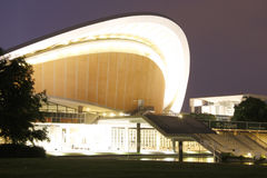 Haus der Kulturen der Welt (House of World Cultures) Royalty Free Stock Image