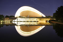 Haus der Kulturen der Welt (House of World Cultures) Royalty Free Stock Images