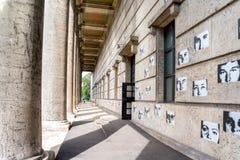 The Haus der Kunst Stock Photos