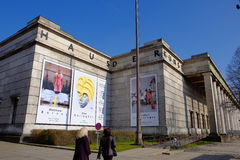 Haus der Kunst Stock Photography
